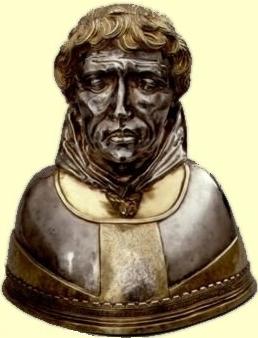 sveti Gregor Spoletski - duhovnik in mučenec