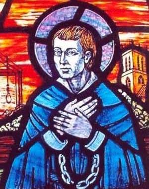 sveti Janez Stone - duhovnik in mučenec