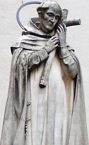sveti Janez od Križa - duhovnik in cerkveni učitelj