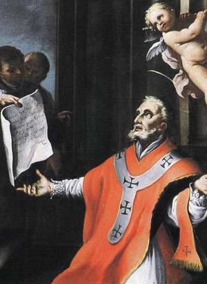 sveti Libertin - škof in mučenec