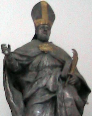 sveti Marcijan - škof in mučenec
