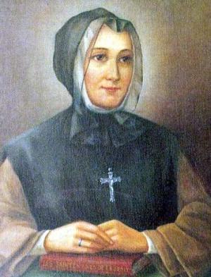 sveta Marija Marguerite d'Youville - redovna ustanoviteljica