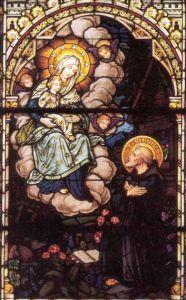 sveti Meinrad (Majnrad) Švicarski - puščavnik in mučenec