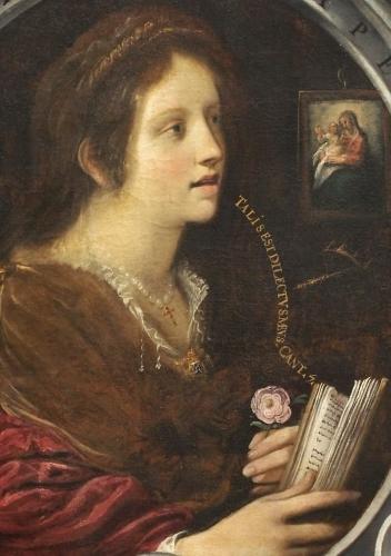 sveta Milburga - devica, kraljična in opatinja