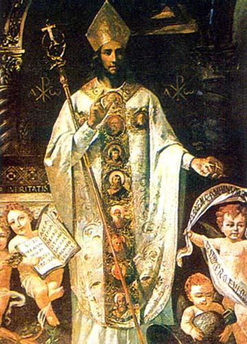 sveti Pavlin Oglejski - škof