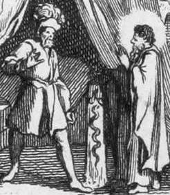 sveti Porcijan - suženj, menih in opat