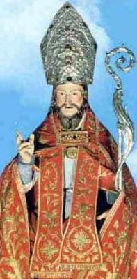 sveti Prisk - škof in mučenec