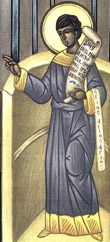 sveti Roman Melodus - diakon
