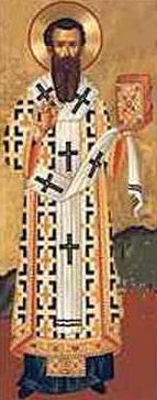 sveti Sabin - škof