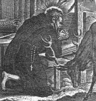 sveti Simeon - menih in puščavnik