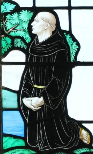 sveti Tugdual (Tudwal) Pabu - opat in škof