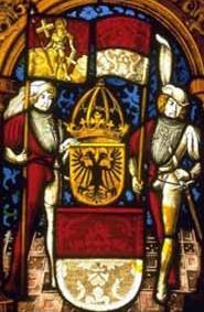 sveta Urs in Viktor - vojaka in mučenca