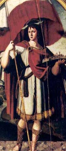 Saint Venantius of Camerino