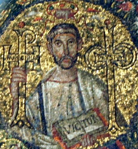 Saint Victor Maurus