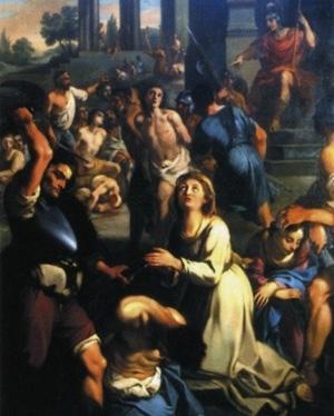 sveti scilitanski mučenci