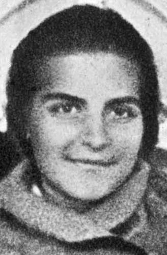 Venerable María de la Concepción Barrecheguren García