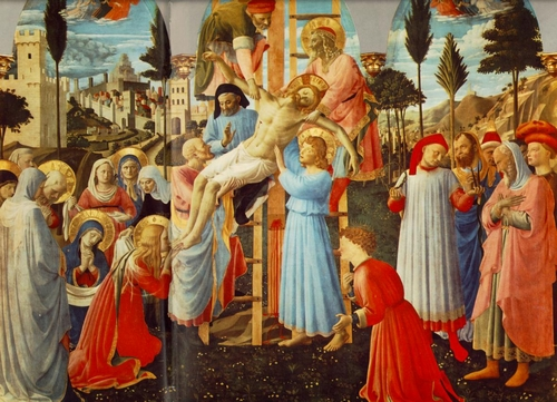 The Deposition from the Cross, by Fra Angelico