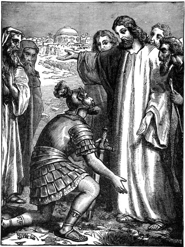 Christ and the Centurion