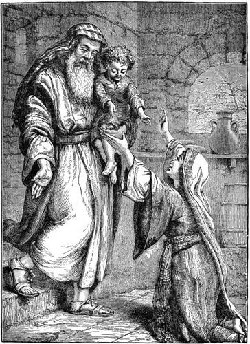The Shunammite's son restored