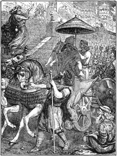 Jonah at Nineveh