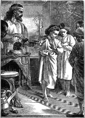 The Brave Hebrew Boys
